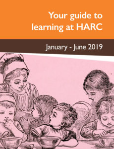 HARC events January to June 2019