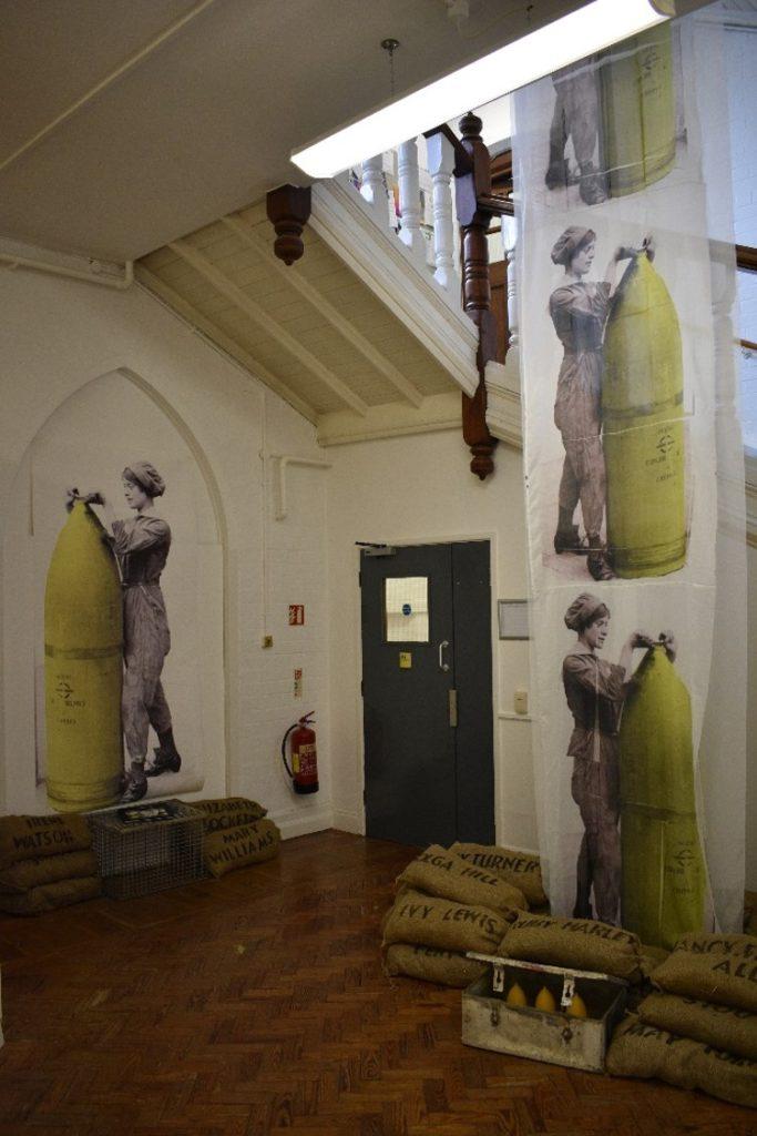 Lynne Matthias Canary Birds Exhibition