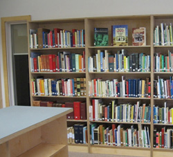 Shelves in HARC